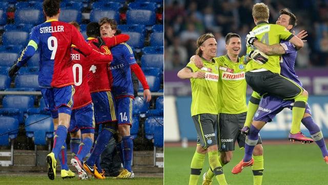 Mit GC und Basel treffen im Cup-Final die beiden derzeit stärksten Schweizer Teams aufeinander.