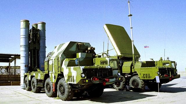 Luftabwehr-System S-300