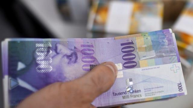Die Gemeinde Rudolfstetten-Friedlisberg hat der APK bereits knapp 133'000 Franken überwiesen.