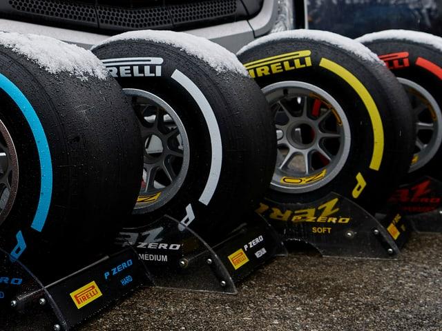 Pirelli wäre für den Wintereinbruch auf dem Nürburgring vorbereitet.