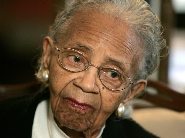 Ann Nixon Cooper hat sich in der African-American community von Atlanta engagiert.