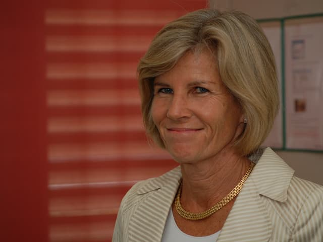 Eva Jaisli, Verwaltungsratspräsident der Spital Emmental AG.