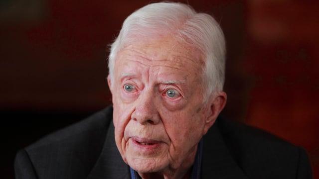 Porträt von Jimmy Carter