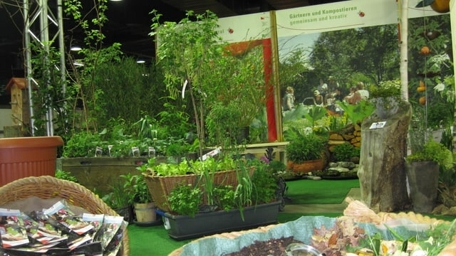 Gartenaustellung