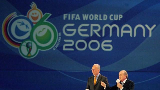 Era la WM 2006 en Germania cumprada?