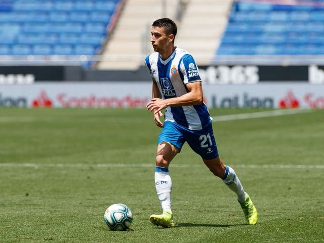 Mittelfeldspieler Marc Roca.
