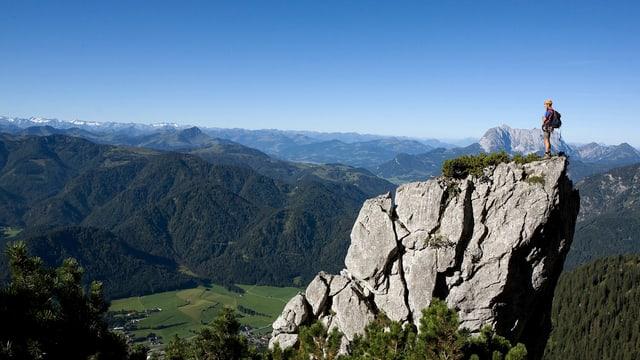 Unverfälschte Landschaft in Tirol