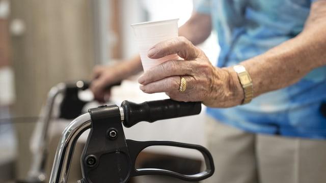 Nachbarschaftshilfe statt Altersheim