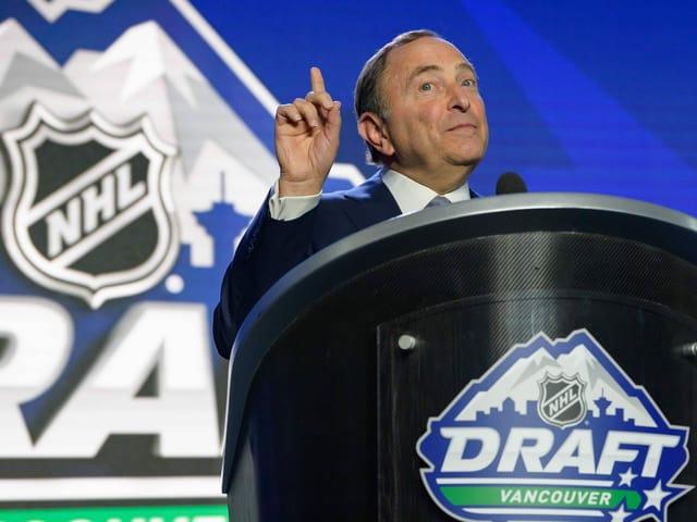 NHL-Commissioner Bettman