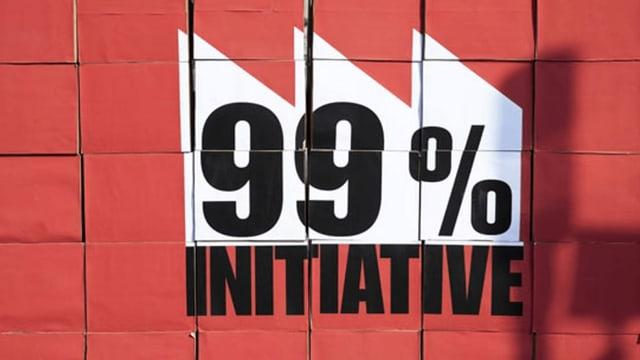 Iniziativa 99%: La finamira principala è da crear dapli gistadad sociala