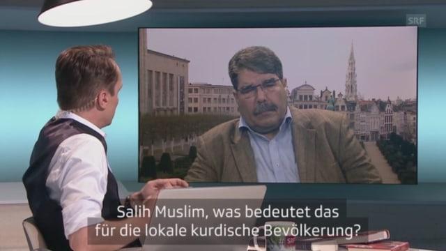 Florian Inhauser mit Gast