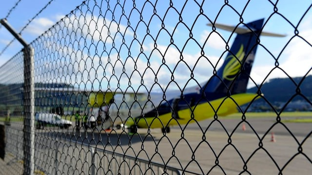Berner Flughafen-Betreiberin Alpar bleibt unabhängig.