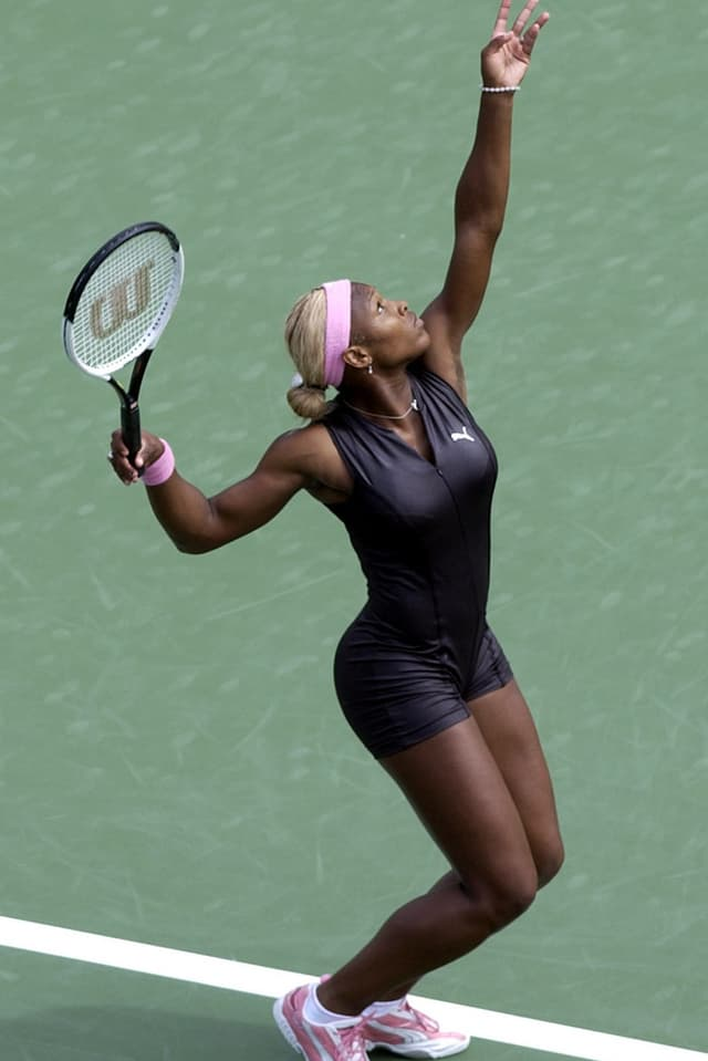 2002 Serena Williams