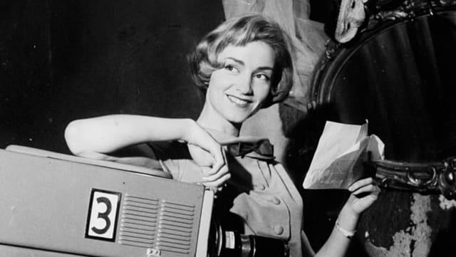 Heidi Abel: Fernsehfrau der ersten Stunde