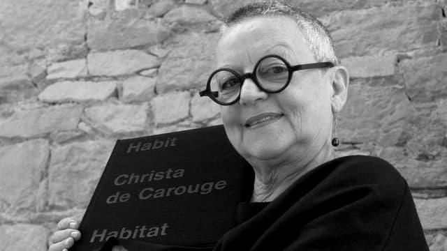 Christa de Carouge.