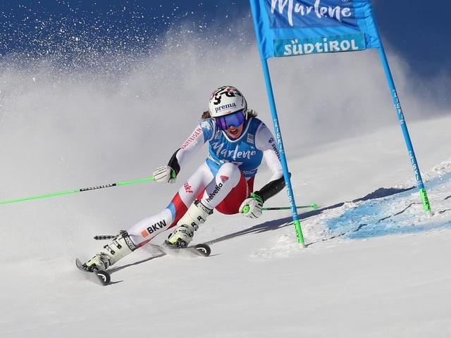Ski-Nachwuchs-WM in Italien - Rast holt zum WM-Auftakt Silber