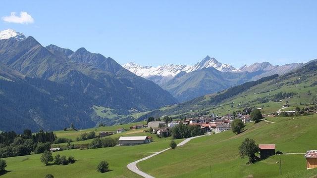Val Lumnezia.