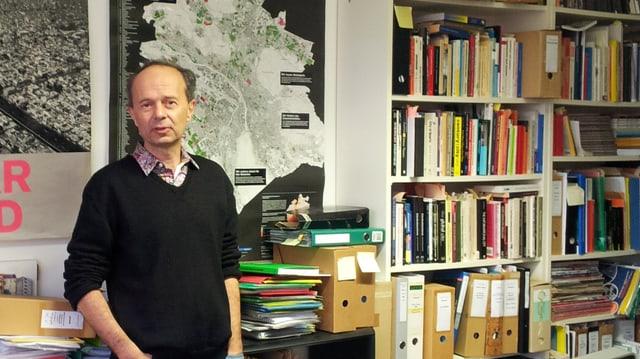 Richard Wolff, Stadtratskandidat