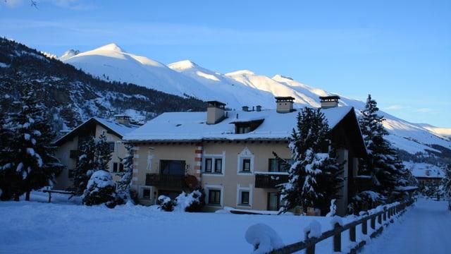 Der Jahreswechsel im hydrologischen Jahr wird durch unser Gebirge vorgegeben.