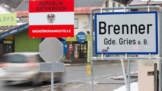 Pass dal Brenner.