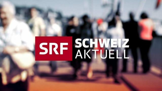 Sendungslogo «Schweiz aktuell»