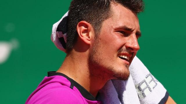 Bernard Tomic hat eigentlich keine Lust aufs Tennis.