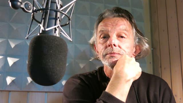 In pädagogischer Mission: Pierre Kocher will, dass die Kinder das Zuhören nicht verlehren.