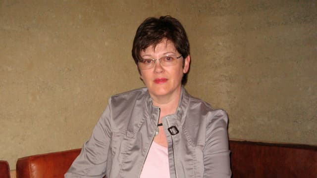 Leontina Lergier-Caviezel.