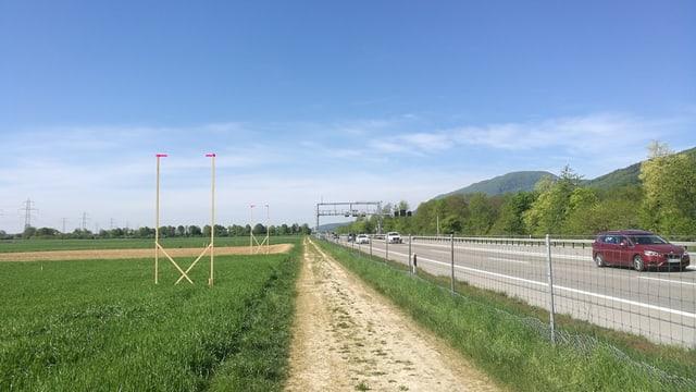 Autobahn und Profile