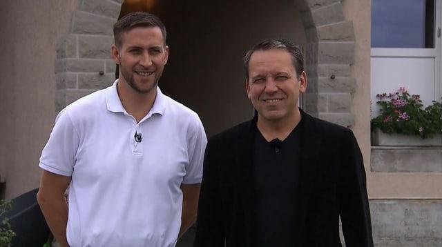 Video «Kanton Schwyz – Tag 1 – Restaurant Sihlegg, Wollerau» abspielen