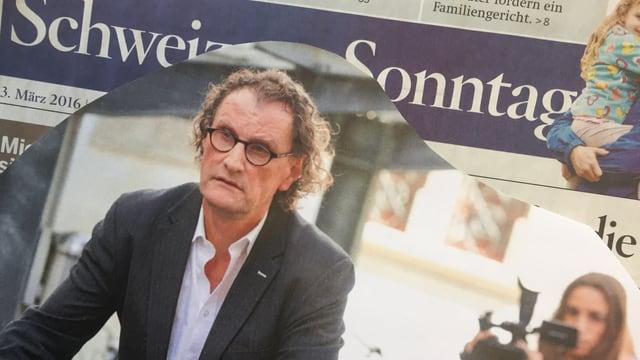 Geri Müller und Schweiz am Sonntag