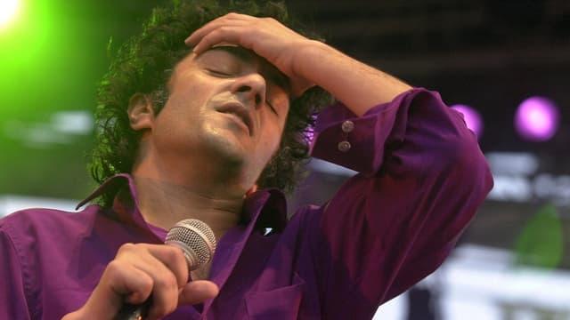 Rachid Taha am Paléo Festival Nyon (2001)