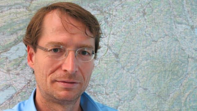 Porträt von Christoph Müller