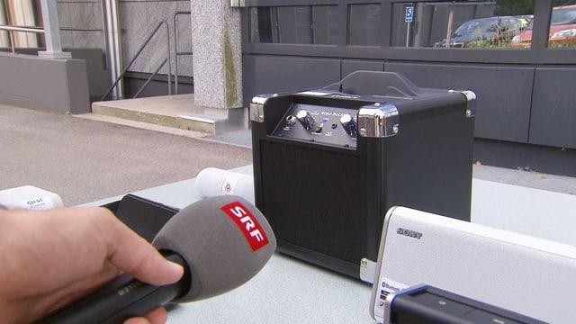 Akku-Lautsprecher im Test