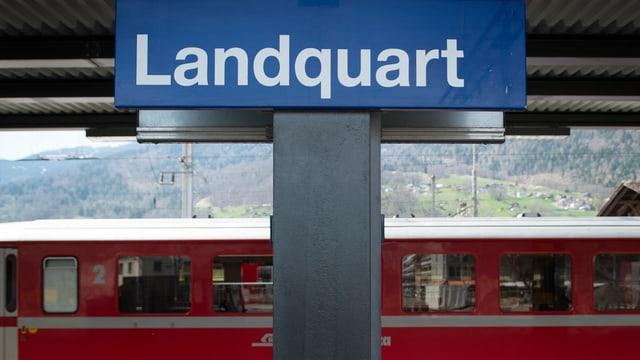 Staziun da Landquart
