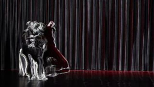 Bild von der Tanzaufführung «Shiver» der Compagnie Nicole Seiler.
