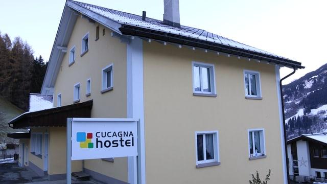 Hostel Cucagna a Mustér