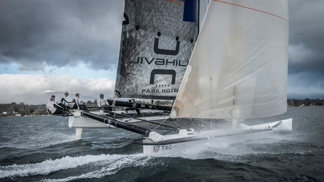 Video «Youth America's Cup» abspielen