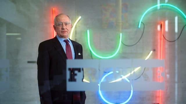 Michael Pieper, CEO der Artemis Gruppe.