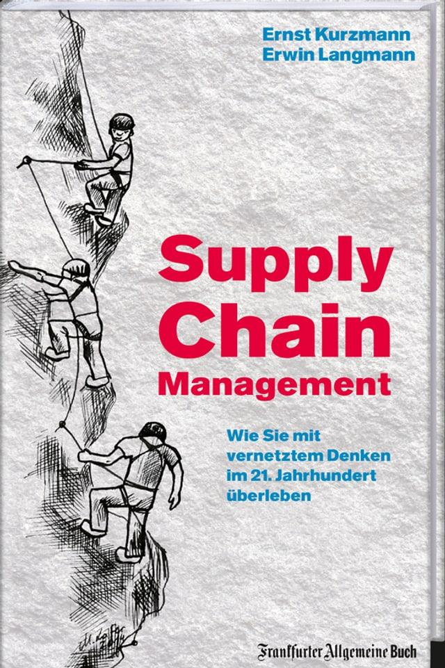 Buchtitel Supply Chain Management.