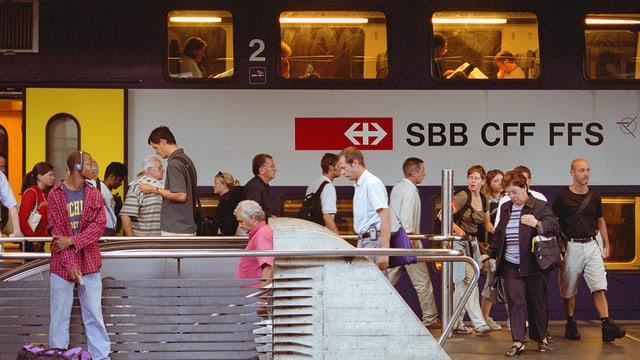 S-Bahn.