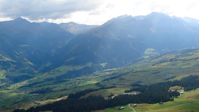 La Val Lumnezia