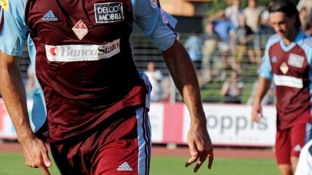 Spieler der AC Bellinzona.