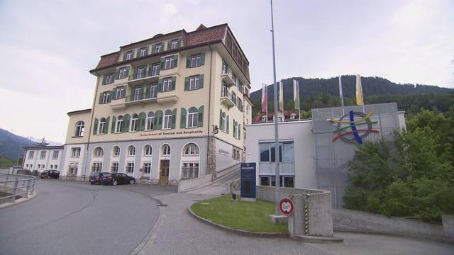 scola da hotel a Passugg