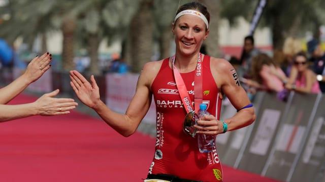 Daniela Ryf, Sieg in Bahrain