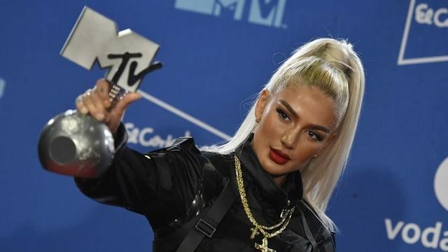 Kriegt Loredana nach der MTV-Auszeichnung auch einen Swiss Music Award?