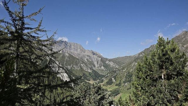 Bündner Landschaft