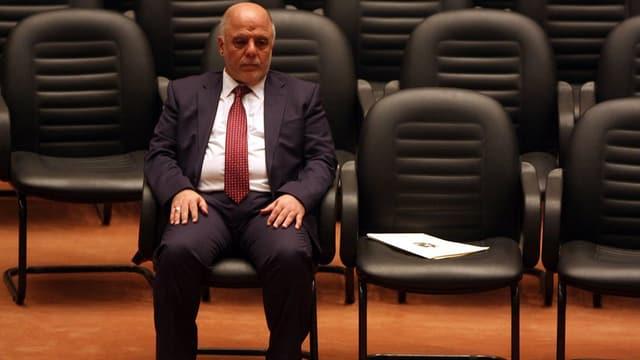 Der neue irakische Premierminister Al-Abadi