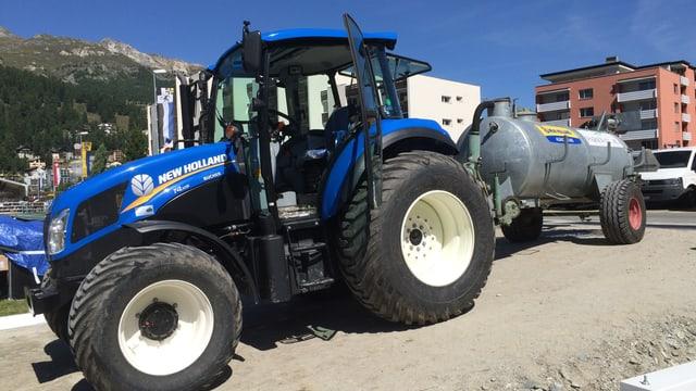 tractor cun tank