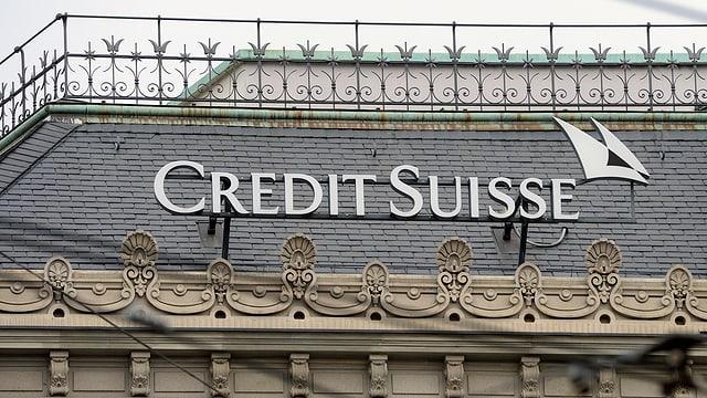 logo da credit suisse